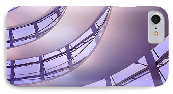 Interior Reichstag Berlin Germany IPhone Case