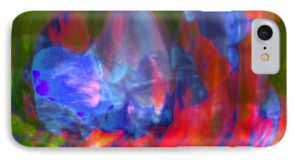 IPhone Case featuring the digital art Interior by Richard Thomas
