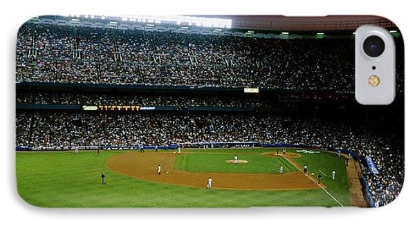 Interiors Of A Stadium, Yankee Stadium IPhone Case