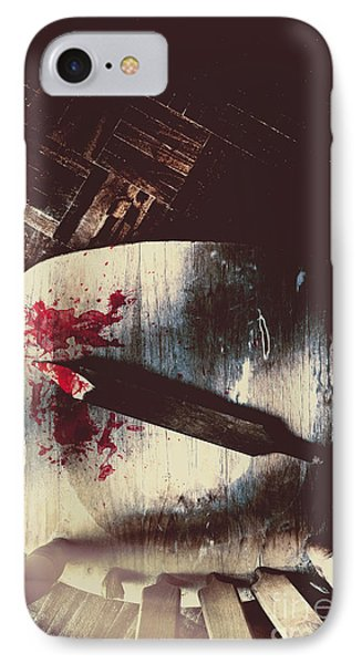 Internal Interrogation IPhone Case by Jorgo Photography - Wall Art Gallery