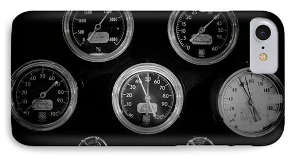 Internal Mechanics Uss Bowfin Pearl Harbor V3 Phone Case by Douglas Barnard