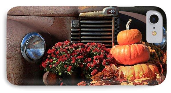International Autumn IPhone Case by Benanne Stiens