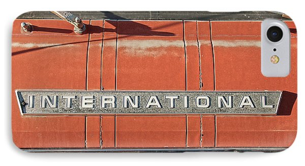 International IPhone Case by Britt Runyon