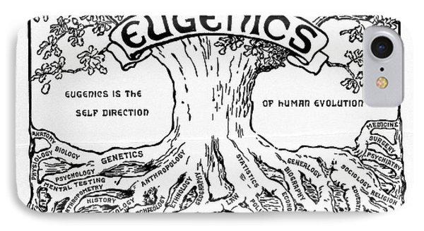 International Eugenics Logo IPhone Case