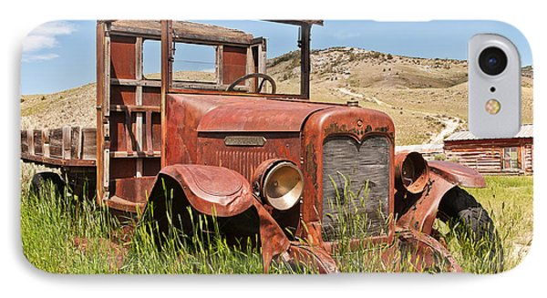 IPhone Case featuring the photograph International Truck by Sue Smith