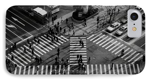 Intersection ( Crossing Alternatives ) IPhone Case