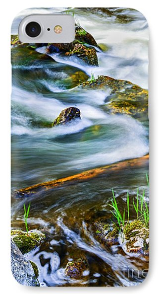 Intimate With River IPhone Case