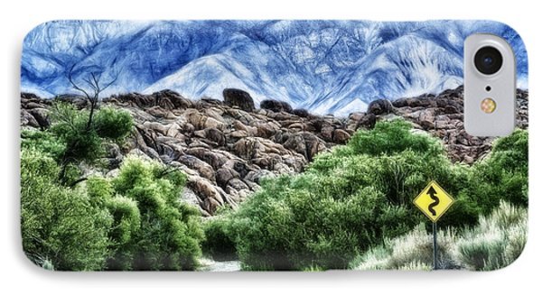 IPhone Case featuring the photograph Into The Alabamas by Brad Allen Fine Art