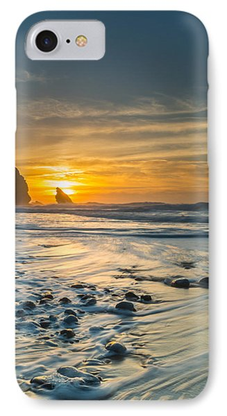 Into The Blue I Phone Case by Marco Oliveira