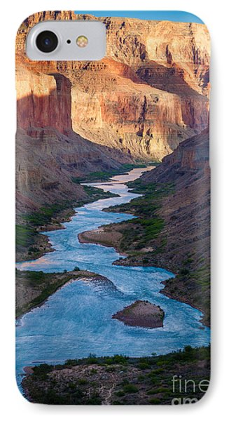 Into The Canyon IPhone Case by Inge Johnsson