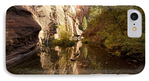 Into The Canyon  IPhone Case