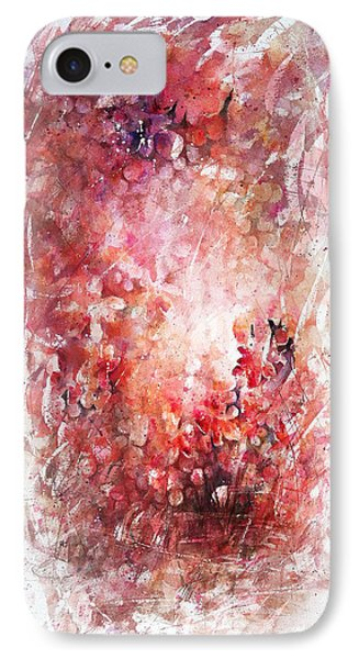 Into The Enchantment Phone Case by Rachel Christine Nowicki
