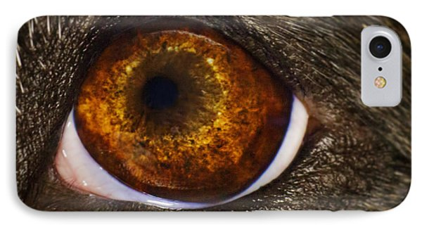 IPhone Case featuring the photograph Into The Eye Of The Pit by Brian Cross