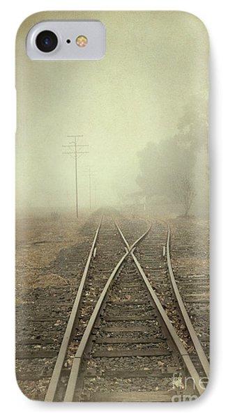 Into The Fog IPhone Case by Elaine Teague