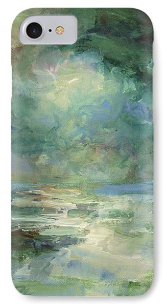 Into The Light IPhone Case by Mary Wolf