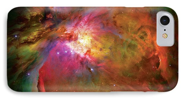 Into The Orion Nebula IPhone Case by Jennifer Rondinelli Reilly - Fine Art Photography