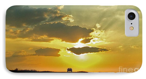 Into The Sunset - No.0580 IPhone Case