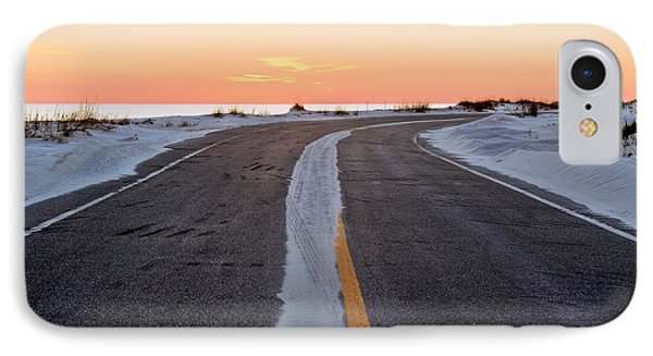 Into The Sunset IPhone Case by JC Findley