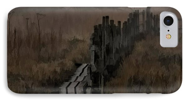 Into The Unknown  By Leif Sohlman IPhone Case by Leif Sohlman