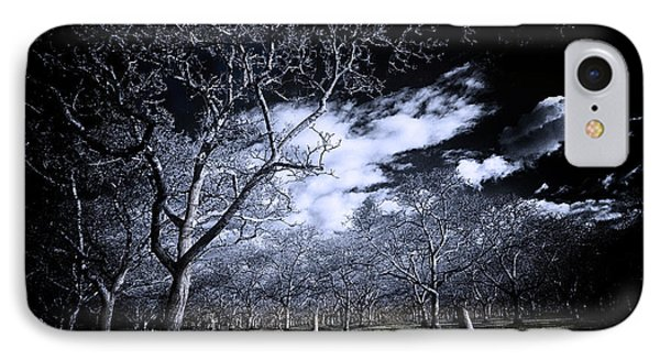 IPhone Case featuring the photograph Into The Woods by Jason Abando