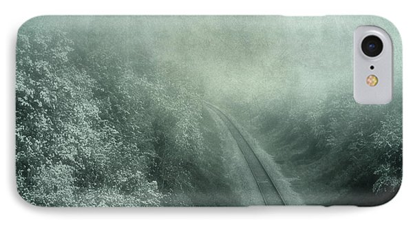Into Unknown IPhone Case by Svetlana Sewell