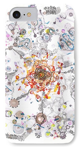 Intracellular Diversion IPhone Case