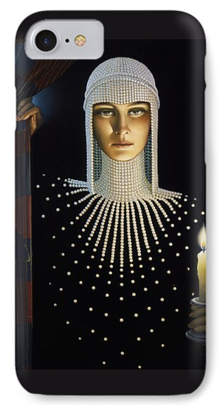 Intrique IPhone 7 Case by Jane Whiting Chrzanoska