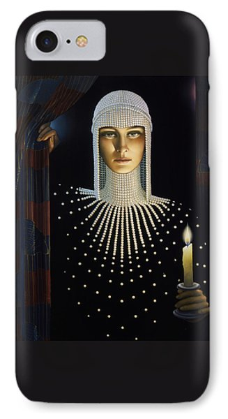 Intrique IPhone Case by Jane Whiting Chrzanoska