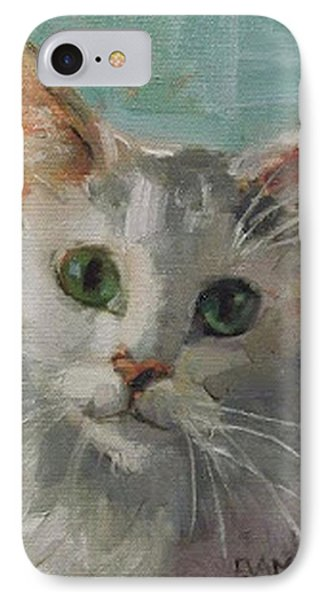 Introducing Oliver IPhone Case by Eva Marie Tanner-Klaas