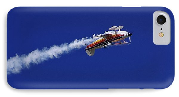 IPhone Case featuring the photograph Inverted Bi Wing by Don Youngclaus