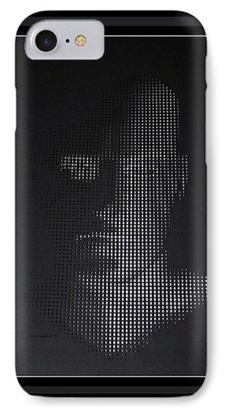 Invisable IPhone Case by Steve Godleski