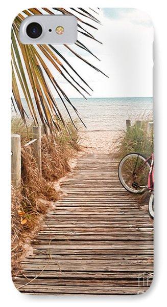 Invitation To The Shore 2 IPhone Case