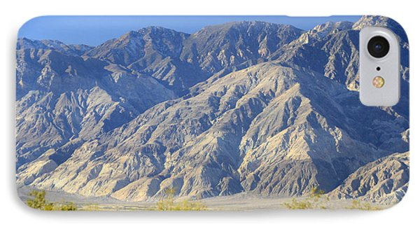 Inyo Mountains November 20 2014 IPhone Case