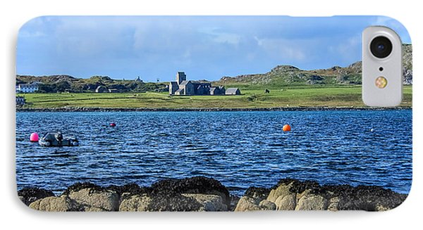 Iona Abbey Isle Of Iona IPhone Case