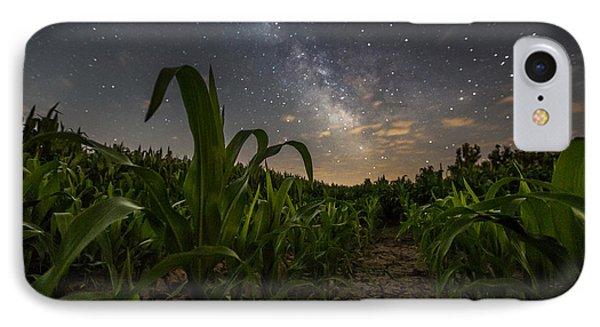 Iowa Corn IPhone Case by Aaron J Groen