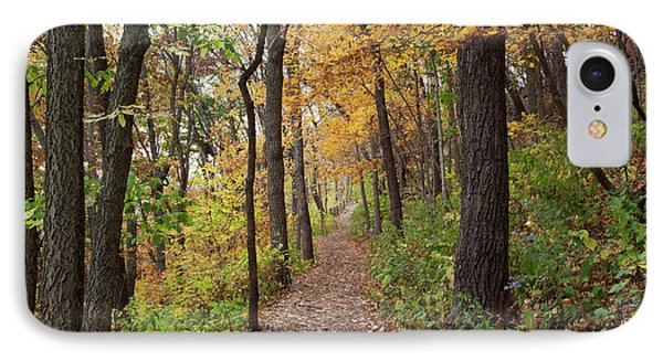Iowa, Effigy Mounds National Monument IPhone Case by Jamie and Judy Wild