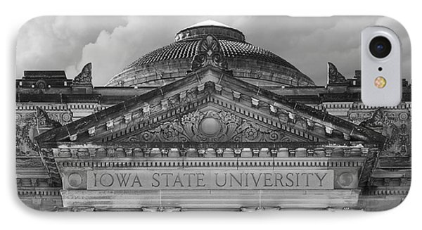 Iowa State University Beardshear Hall Phone Case by University Icons
