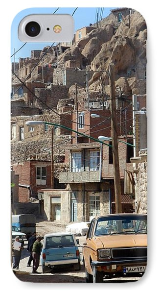 Iran Kandovan Cars And Wires Phone Case by Lois Ivancin Tavaf