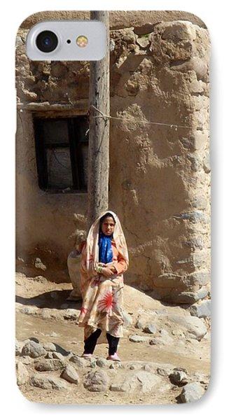 Iran Kandovan Resident  Phone Case by Lois Ivancin Tavaf
