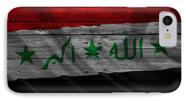 Iraq IPhone Case