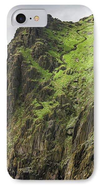 Ireland Skellig Michael Island Europe's IPhone Case