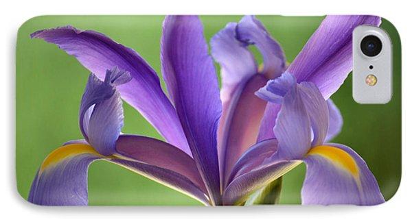 Iris Elegance IPhone Case