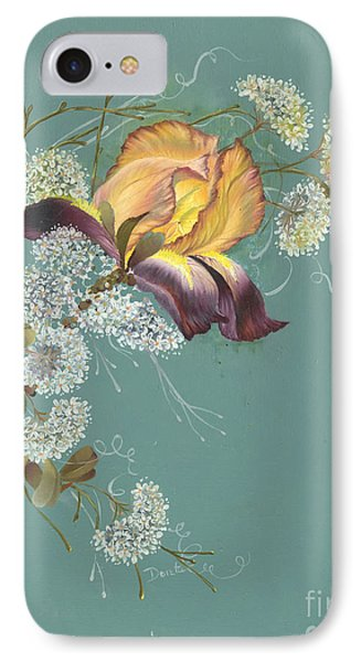 Iris Garland IPhone Case