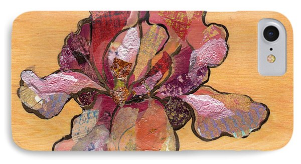 Iris II - Series II IPhone 7 Case by Shadia Derbyshire