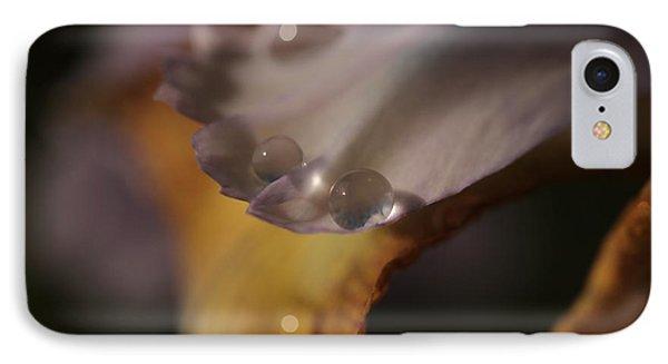 Iris In The Rain IPhone Case