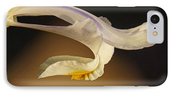 IPhone Case featuring the photograph Iris by Inge Riis McDonald