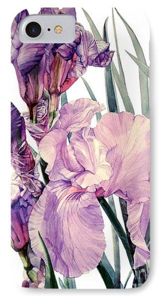 Iris Joan Sutherland IPhone Case by Greta Corens
