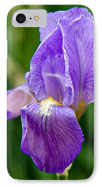 IPhone Case featuring the photograph Iris by Lana Trussell