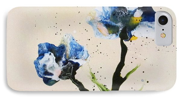 Iris IPhone Case by Mary Kay Holladay