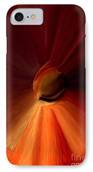 Iris Of Life Phone Case by Reggie Duffie